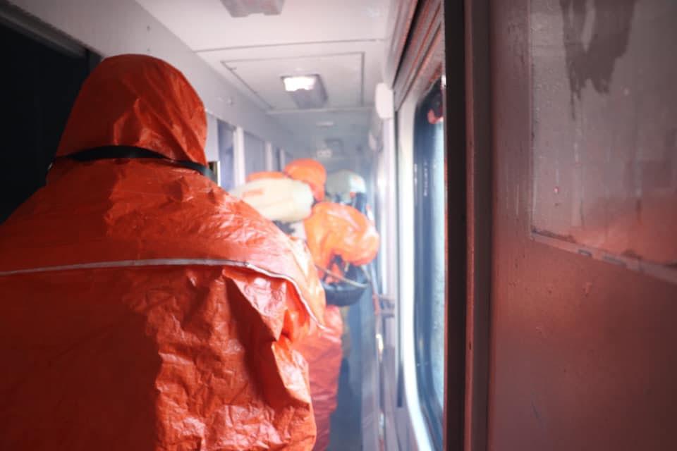 """Побоювання були не марні: серед пасажирів поїзда """"Рига - Київ"""" таки знайшли хворого COVID-19"""