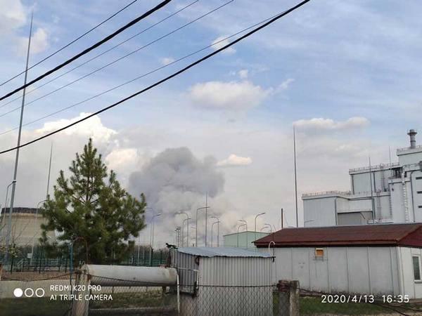 Допоміг дощ: пожежа в Чорнобильській зоні загашено