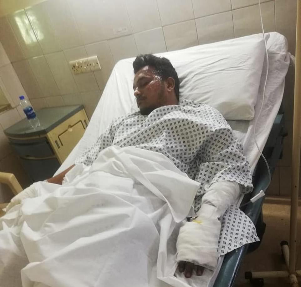 выживший в авиакатастрофе в Пакистане рассказал о спасении • Портал АНТИКОР
