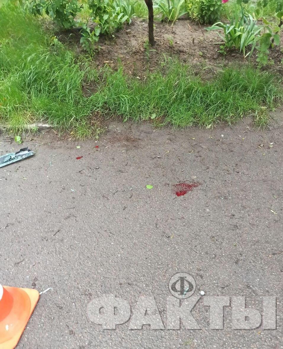 Стрельба в Броварах: задержаны вооруженные люди, одного из нападавших ранила полиция