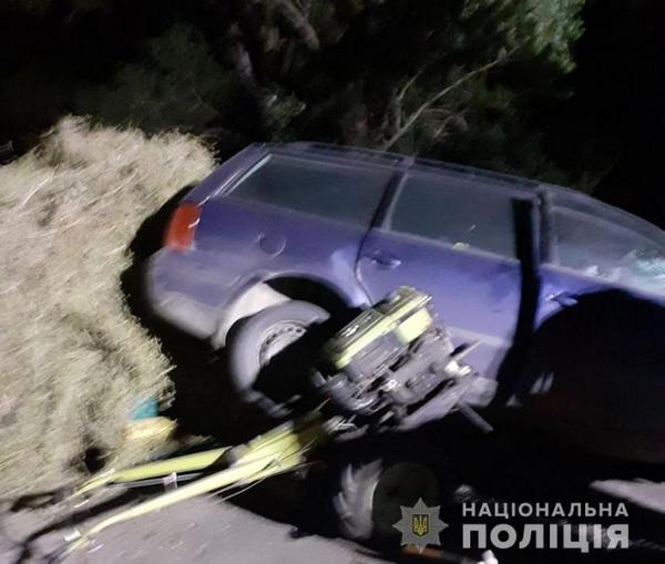 Под Житомиром в ДТП погиб человек и много пострадавших