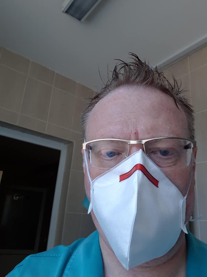 украинский врач показал, что творится в реанимации инфекционной больницы • Портал АНТИКОР