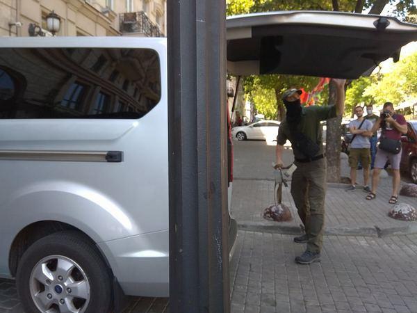 НАБУ проводит в Одессе серию обысков по делу высших городских чиновников