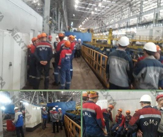 В Беларуси начинают бастовать работники заводов